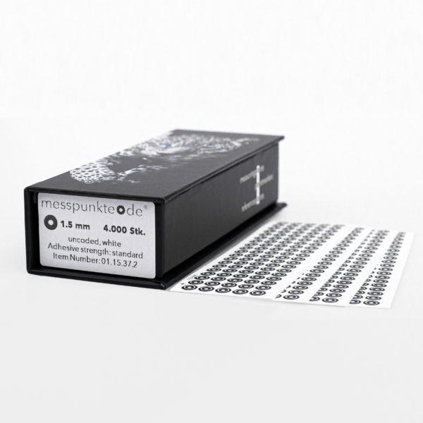 1.5 mm standard weiß uncodiert 2