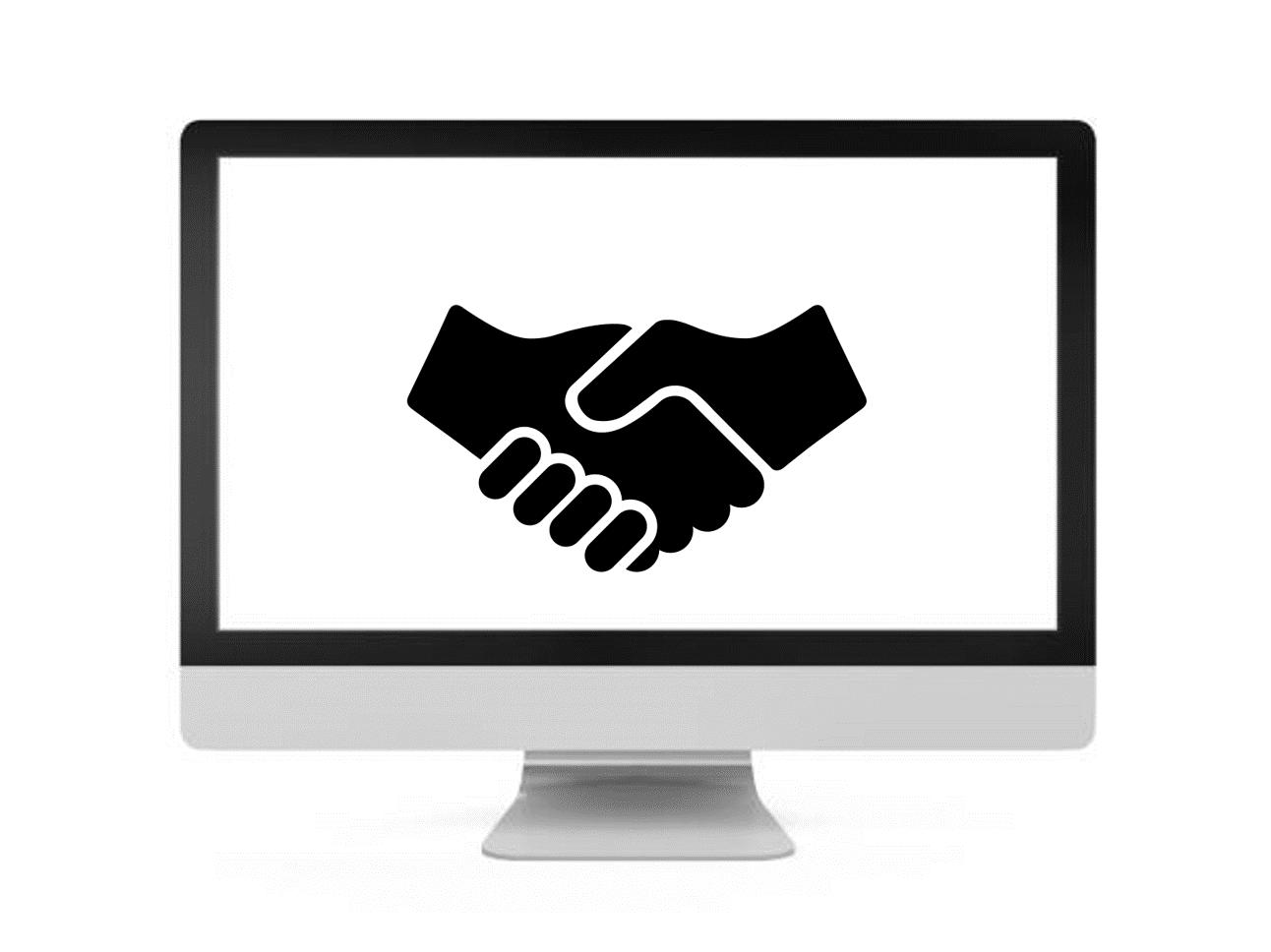 Partner werden - 1 Registrieren