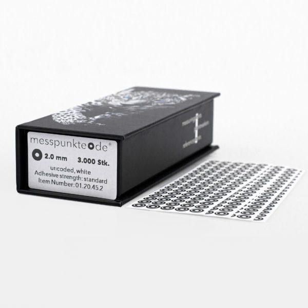 2.0 mm weiß standard uncodiert 3