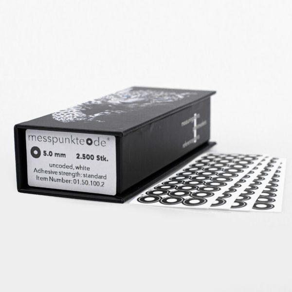 5.0 mm weiß standard uncodiert 3