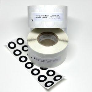 Messpunkte Rolle 10 mm 3.000 stk