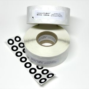 Messpunkte Rolle 8 mm 5.000 stk